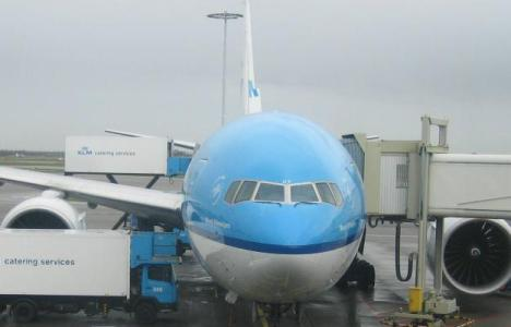 KLM Boeing 777-200 Amsterdam - Cape Town