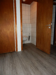 WC boven